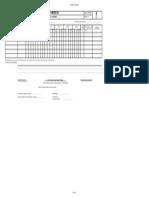 CEX-FO-001 Agendas y novedades médicas