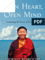 OPEN HEART OPEN MIND by Tsoknyi Rinpoche | Excerpt | Watch Life Unfold Like a Movie