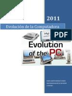 Trabajo de Investigacion Evolucion de La a