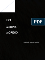Revista de creación literaria La Ira de Morfeo - Especial Eva Medina Moreno