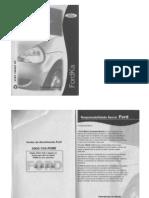 Manual do Proprietário Ford Ka 2006