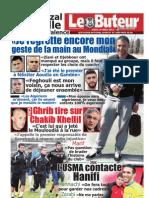 LE BUTEUR PDF du 15/03/2012