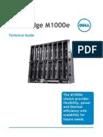 Server Poweredge m1000e Tech Guidebook