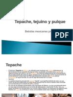 Tepache, Tejuino y Pulque