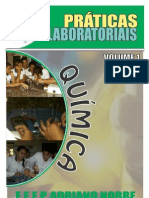 Práticas de Química-1º Ano