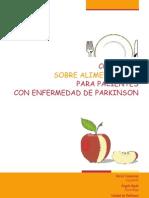 Parkinson Consejos de Alimentacion