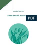 Cavanilles- Obra botanica