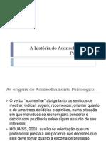 A+história+do+Aconselhamento+Psicológico