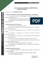 Plan de Sostenibilidad Del Gobierno de Ignacio Diego