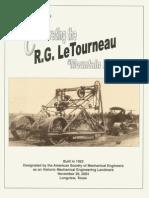 Celebrating the RG Le Tourneau Mountain Mover