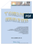 Memoria y Cuenta Definitiva 2011