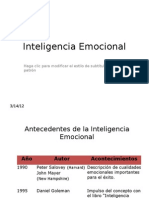 Inteligencia Emocional Expo