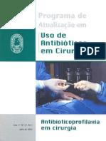 Antibioticoprofilaxia Em Cirurgia
