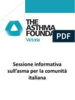 Final Italian Presentation Aug 2011