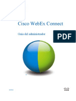 WebEx Connect Administrator Guide