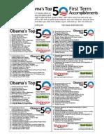 Obama Top 50