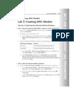 MVC Models - Controllers