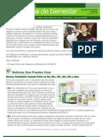 Nutrilite - Boletin de Bienestar