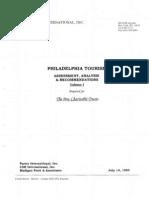 Parter International Report Philadelphia Tourism 7-14-95