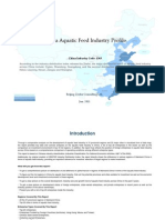 China Aquatic Feed Industry Profile Cic1363