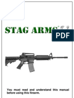 Stag Arms Manual