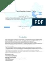 China Circuit Printing Industry Profile Cic4062