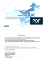 China Coal Mining Industry Profile Cic0610