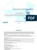 China Cotton Chemical Fibre Products Industry Profile Cic1751