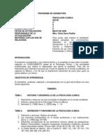 PSICOLOGIA CLINICA-CELSO