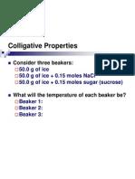 Colligative Properties Final