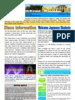 Newsletter 15.03.12