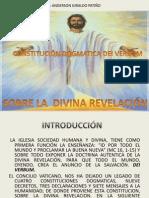 Historia de Salvacion Dei Verbum