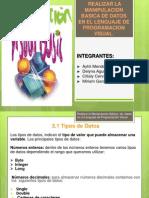 Unidad 3 Visual Basic 6.0