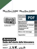 Canon Pwershot 450