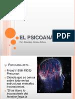EXPOSICION DEL PSICOANÁLISIS