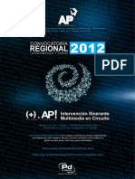 AP! Convocatoria 2012 Para Imprimir