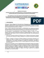 Convocatoria para la contratacion de la Consultoria  ASESORÍA TÉCNICA PARA LA IMPLEMENTACIÓN DE LA ESTRATEGIA REGIONAL DE INFORMACIÓN Y COMUNICACIÓN PARA LA GESTIÓN INTEGRAL DE RIESGOS EN CENTROAMÉRIC