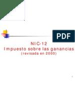 NIC 12_diferencias Temp or Ales y Permanentes