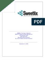 Example Marketing Plan  Report