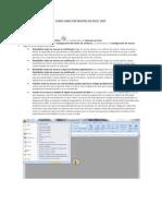 Como Habilitar Macros en Excel 2007