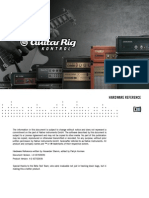 12423-Guitar Rig Kontrol Hardware Reference English