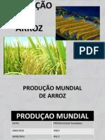Produção do milho