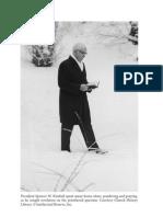Edward L. Kimball - Spencer W. Kimball and the Revelation on Priesthood
