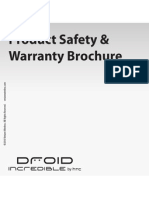 100421 IncredibleC VZW English Safety-And-Warranty