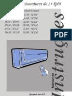 Manual de Uso Aires Acondicionados Mini Split