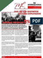 Periódico Rearme Obrero Marzo - 2012