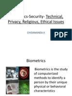 Biometric Cons