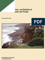 USGS Cliff Side Erosion