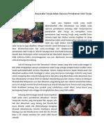 Artikel Kegiatan Sosial Masyarakat Toraja Dalam Upacara Pemakaman Adat Toraja