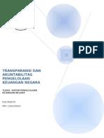 Tugas Sistem Pengelolaan Keuangan Daerah (Uas) Auto Saved)